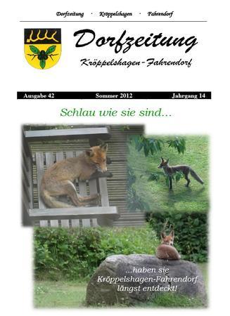 Dorfzeitung Sommer 2012