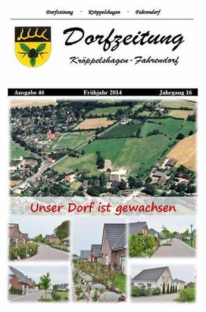 Dorfzeitung 2014 Frühjahr