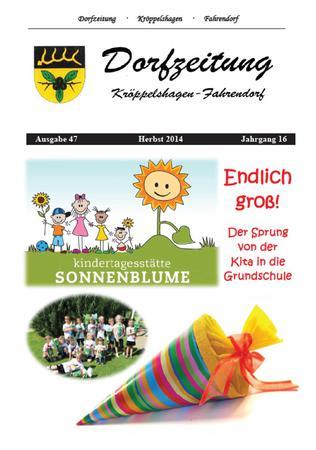 Dorfzeitung 2014 Sommer