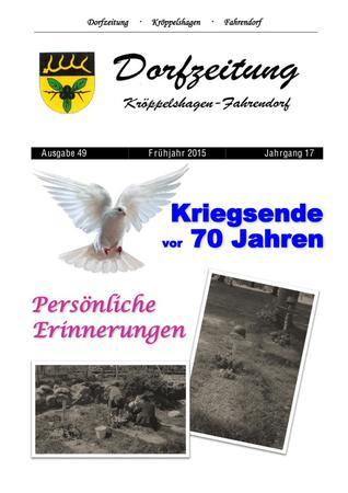 Dorfzeitung 2015 Frühjahr