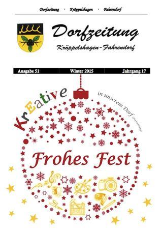 Dorfzeitung Winter 2015