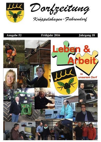 Dorfzeitung Frühjahr 2016