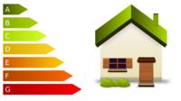 Haus + Energiebalken