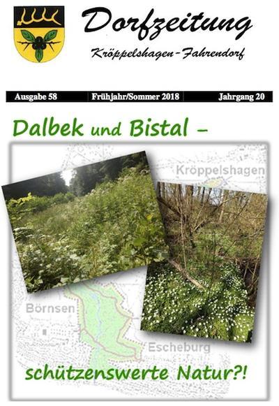 Dorfzeitung Sommer 2018