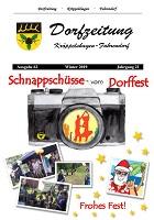 Dorfzeitung Winter 2019