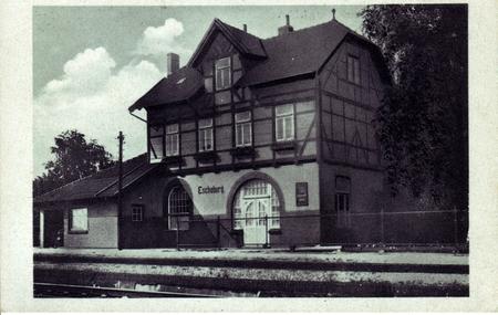 Escheburger Bahnhof