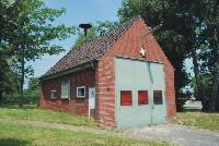 Das 1965  erbaute Spritzenhaus am Brink