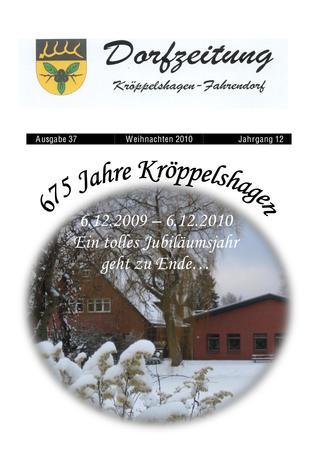 Dorfzeitung Winter 2010