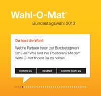 Externer Link: Wahlomat