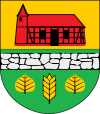 Wappen Gemeinde Worth