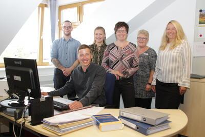 Neue Mitarbeitende im Amt Hohe Elbgeest